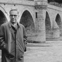 """Слушнете како Иво Андриќ чита извадок од """"Мостот на Дрина""""!"""