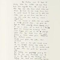 """Ѕирнете во рачно напишаниот ракопис на """"Петар Пан""""..."""